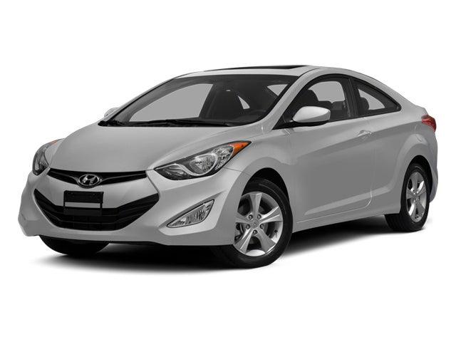 Hyundai Elantra Coupe >> 2013 Hyundai Elantra Coupe Gs In Hollywood Fl Miami Hyundai