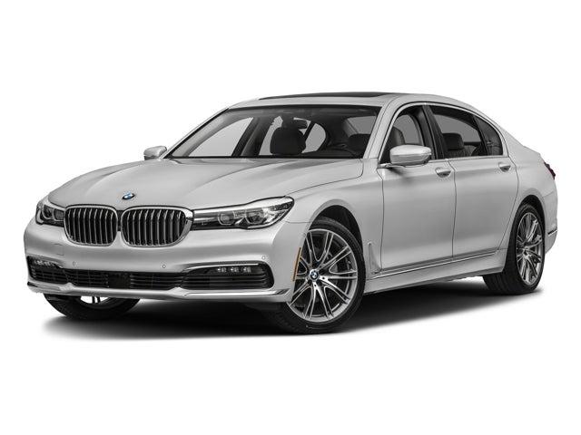 2017 BMW 7 Series 740i In Hollywood FL
