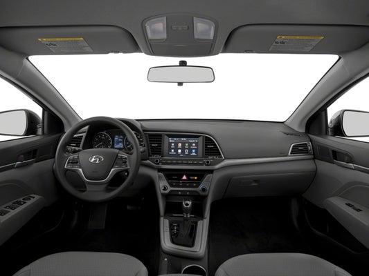 2018 hyundai elantra se manual transmission