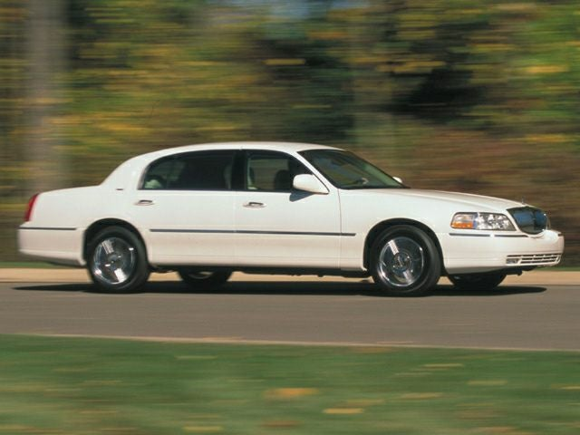 2003 Lincoln Town Car Executive In Hollywood Fl Miami Lincoln