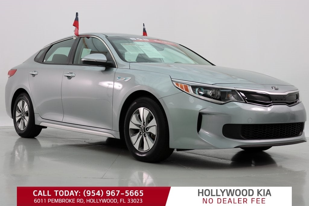 2018 Kia Optima Hybrid Premium In Hollywood Fl