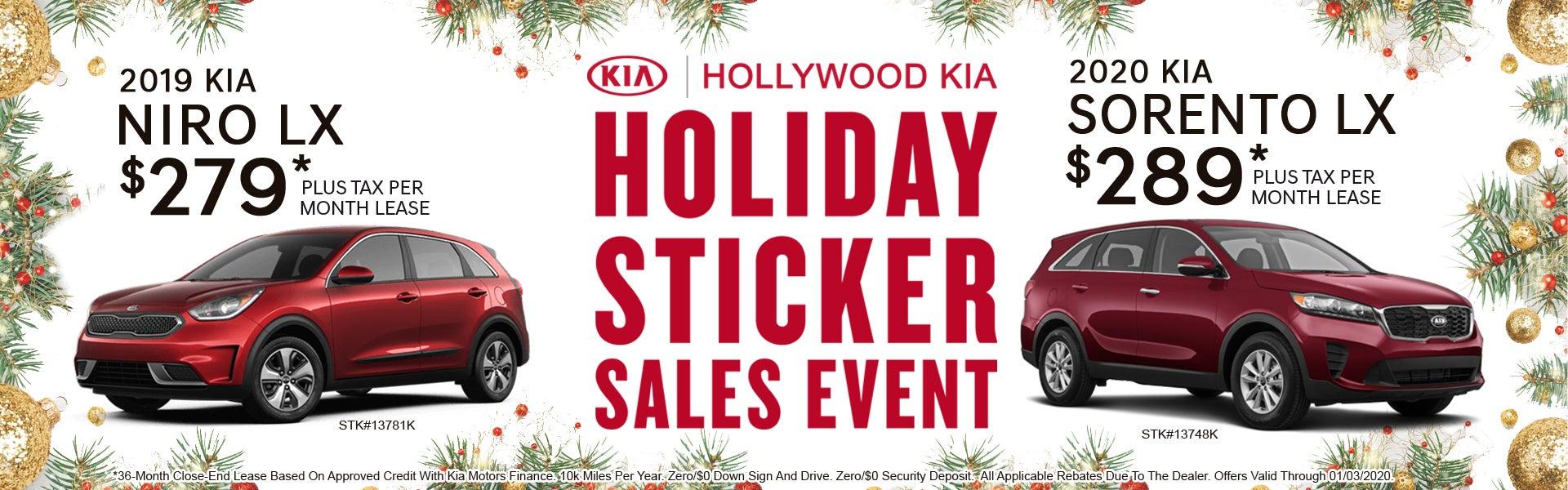 New & Used Kia Dealer Hollywood Kia